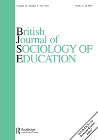 British Journal of Sociology of Education